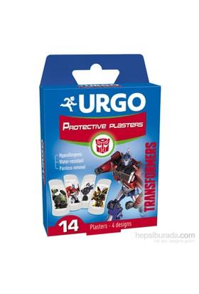 Urgo Transformers Çocuklar İçin Koruyucu Yara Bandı