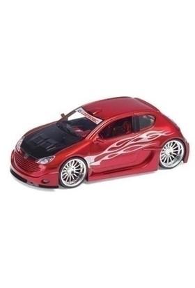 Engin Oyuncak Pegeout 206 Modifiyeli Model Araba