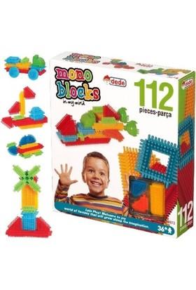 Dede Mono Blocks / 112 Parça