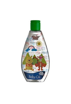 Disney Bebe Yağı Aloe Vera 200 Ml Winnie