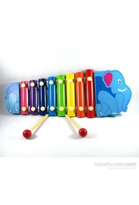 Ahşap Xylophone