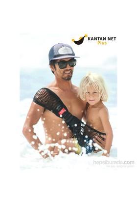 Lucky Mama Kantan Sling Kanguru / Siyah