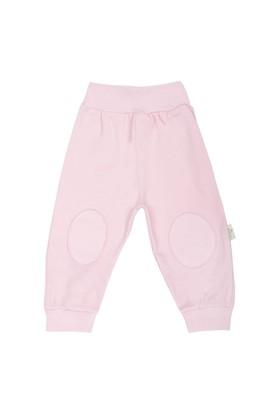 Minou Organik Pantolon/Pijama Pembe