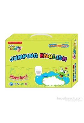 Jumping Clay İngilizce Alfabe Seti