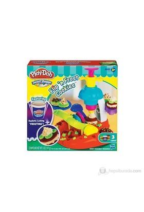 Play-Doh Sweet Shoppe Kurabiye Fabrikası