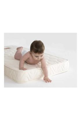 Midilife Soft Ortopedik Yaylı Yatak-Ortopedik Yaylı Bebek Yatağı 80X130 Cm