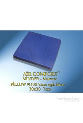 Aircomfort Visco Matterss Minder 30x30x7