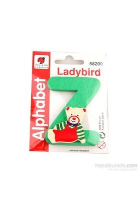 Lady Bird Dekoratif Harf Z