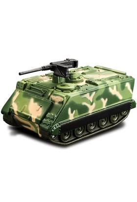 Maisto Metal Forces Askeri Savaş Aracı Tank Tango 9 Cm Yeşil Kamuflaj