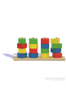 Heros Renkli Geometrik Şekiller