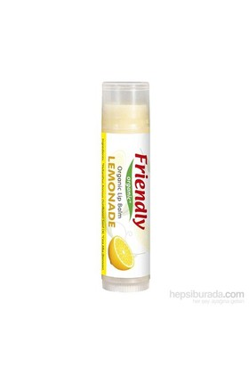 Friendly Lip Balm Limonlu Dudak Kremi