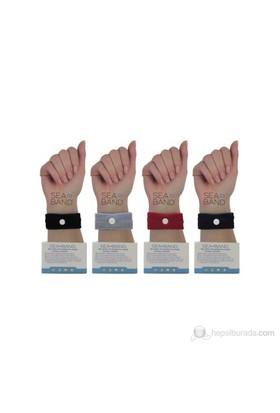 Sea Band Hamileler İçin Bulantı Önleyici Bileklik / Kırmızı