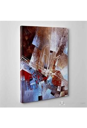 Tabloshop - Egotyp Canvas Tablo - 75X50cm