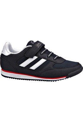 Kinetix 1237150 Lacivert Kırmızı Beyaz Erkek Çocuk Sneaker