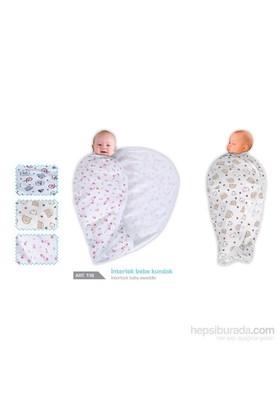Sevi Bebe İnterlok Bebek Kundak