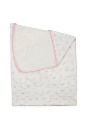 Modakids Ünlü Bebe Kız Bebek Puanlı Battaniye 019-2874-021