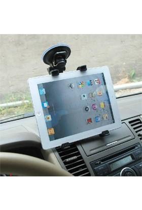 Markacase Araç İçi Cam Vantuzlu Tablet Tutucu 7-11 İnch