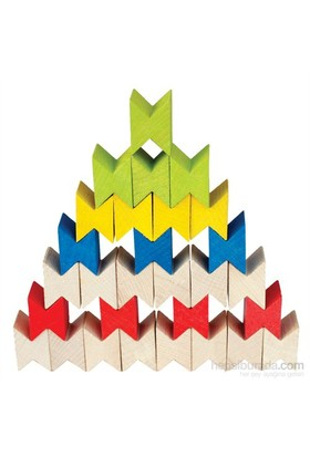 Neva Toys Yıldız Bloklar - 30 Parça