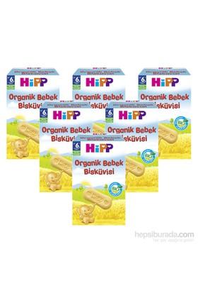 Hipp Organik Bebek Bisküvisi 150 gr - 6'lı