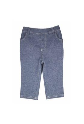 O Piti Piti Bebek Jean Görünümlü Pantolon
