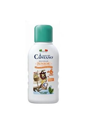 Pasta Del Capitano +6 Yaş Çocuklar İçin Nane Aromalı Ağız Temizleme Suyu