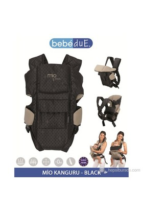 Bebedue Mio Kanguru Black