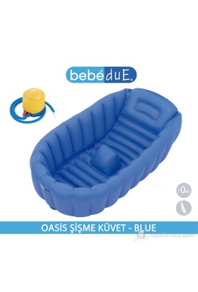 Bebedue Oasis Şişme Küvet Blue
