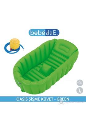 Bebedue Oasis Şişme Küvet Green
