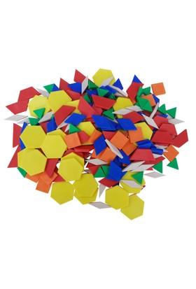 Try Örüntü Blokları (Plastik) 256 Parça