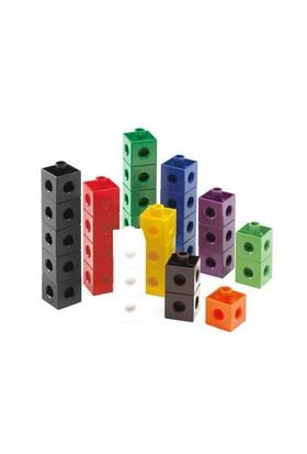 Try Geçmeli Birim Küpler (2X2x2 Cm) 500 Parça