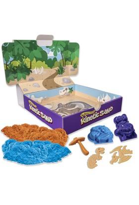 Kinetic Stand Dino Dig Oyun Hamuru Seti