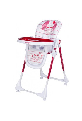 Baby2Go 6142 Mama Sandalyesi - Kırmızı