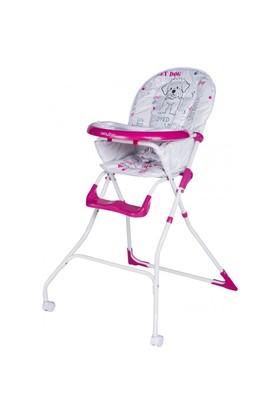 Baby2Go 6143 Mama Sandalyesi - Pembe