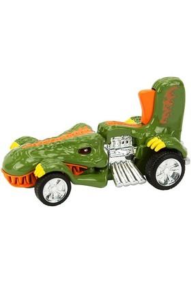 Hot Wheels Sesli Ve Işıklı T-Rextroyer Oyuncak Araba