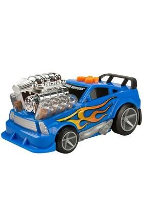 R.R Mini Piston Thumper Sesli Ve Işıklı Araba Mavi