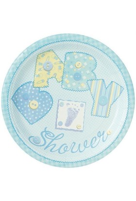 Balon Evi Baby Shower Stitching Tabak 8'Li