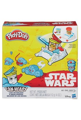 Play-Doh Star Wars İkili Kahraman Seti B0595