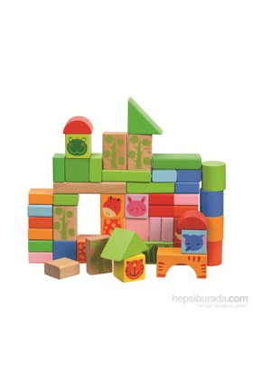 Todizoo Ahşap Bloklar