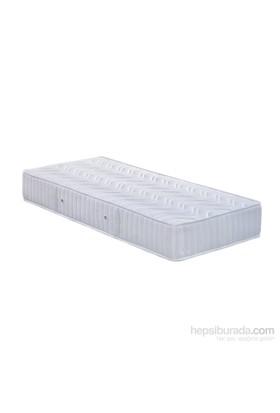 Pooly Cotton Ortopedik Yaylı Yatak 80X180 Cm