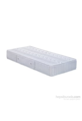 Pooly Cotton Ortopedik Yaylı Yatak 80X190 Cm