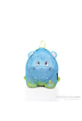 Okiedog Wildpack Sırt Çantası Hipopotam