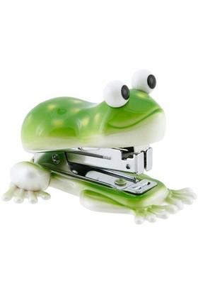 Kurbağa Figürlü Mini Zımba