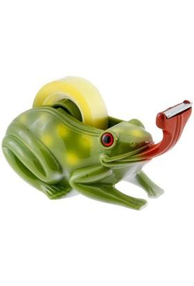 Kurbağa Figürlü Bant Makinesi