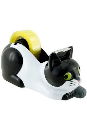 Kedi Figürlü Bant Makinesi