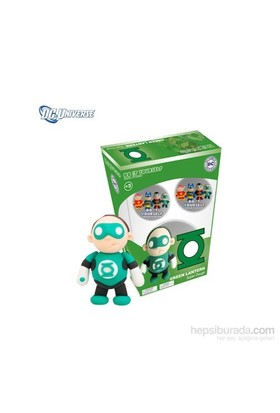Dc Universe: Green Lantern Super Dough Dıy Oyun Hamuru