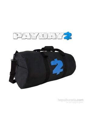 Payday 2 Duffle Bag Logo Duffle Çanta