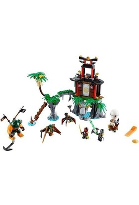 LEGO Ninjago 70604 Kaplan Adası