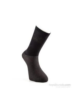 Bonny Silver Gümüş Çorap %13 Normal Koruma / Siyah