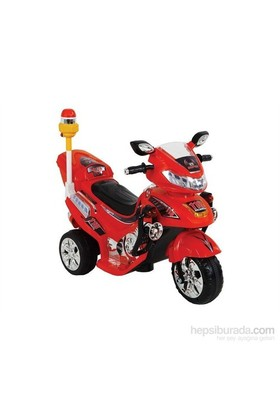 Babyhope C031 Akülü Motor (Kırmızı)
