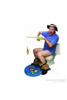 Tuvalet Balık Tutma Oyunu